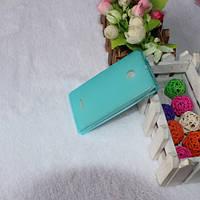 TPU чехол для Microsoft Lumia 532 бірюзовий, фото 1