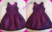 Платье детское неопрен для девочки,Рост 116см,122см,128см,134см, мод 0620, фото 3
