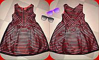 Платье детское неопрен для девочки,Рост 116см,122см,128см,134см, мод 0620, фото 2