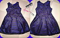 Платье детское неопрен для девочки,Рост 116см,122см,128см,134см, мод 0620, фото 4
