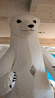"""Китайский пневмокостюм """"Белый Медведь"""". Видео"""