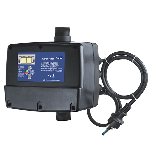 Частотный контроллер давления (AD-02)