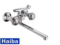 Смесители для ванны  HAIBA MEGA 140 EURO