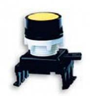 Кнопка-модуль утопленная HD15C4 (желтый)