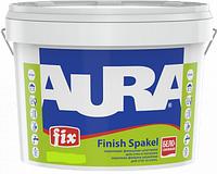 Aura Fix Finish Spaсkel Акриловая финишная шпаклевка для стен и потолков 27 кг, в Днепре