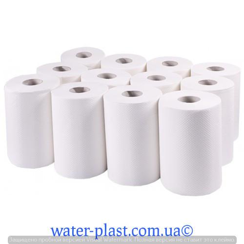 Бумажные полотенца, ролевые (рулонные) mini 143000