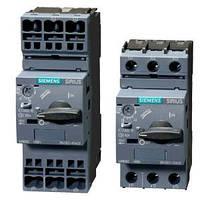 Автоматические выключатели SIRIUS 3RV