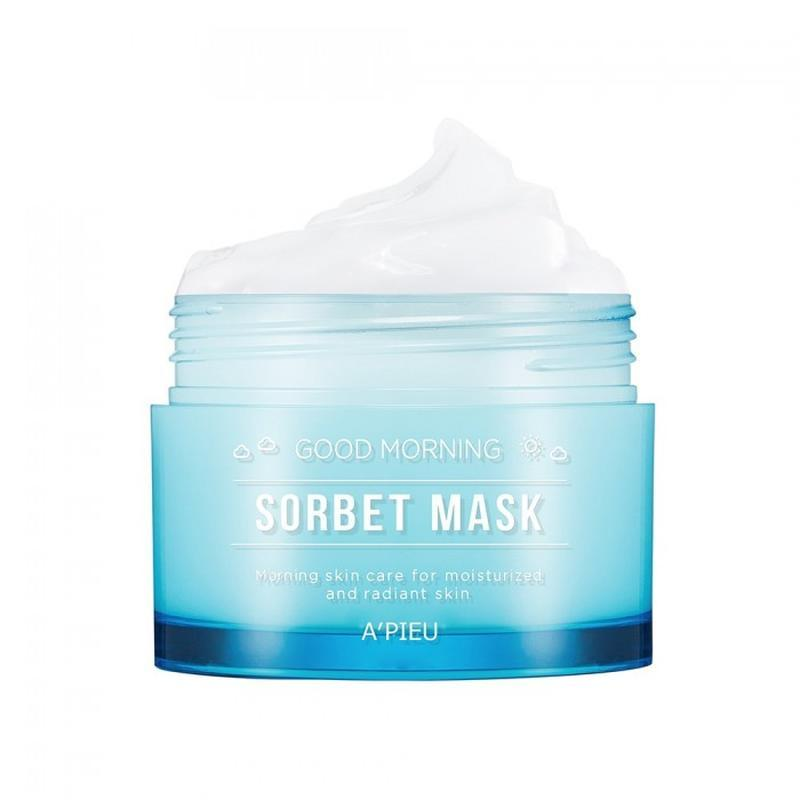 Утренняя маска-сорбет для лица A'PIEU Good Morning Sorbet Mask