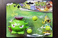 Растения против зомби | Plants vs Zombies Игровой набор №28 (Растения стреляют шариками в зомби,есть 40+видов)