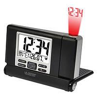 Проекционные часы La Crosse WT525-Black/Silver (923252)