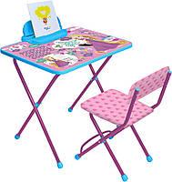 Комплект детской мебели Disney с Рапунцель