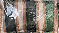 Двуспальные покрывала жаккард с двумя подушками и сердечком
