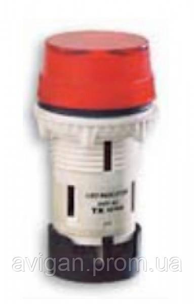 Лампа сигнальная матовая TL04W1 110V AC (желтая) - Инженерное Бюро ООО Авиган 2007 г. основания в Одессе