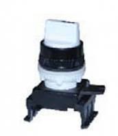 Переключатель поворотн. 2-х поз. HI65C3 без фикс. 0-1, 30° (черный)