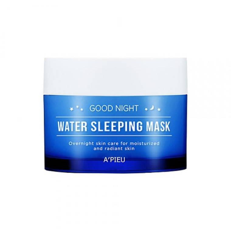 Маска ночная увлажняющая  A'PIEU Good Night Water Sleeping Mask (105ml), лифтинг, фото 2