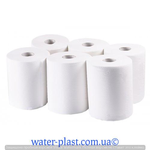 Бумажные полотенца, ролевые (рулонные) midi 153000