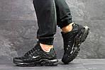 Мужские кроссовки Nike Air Max TN (Черные), фото 5