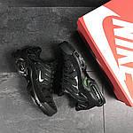 Мужские кроссовки Nike Air Max TN (Черные), фото 6