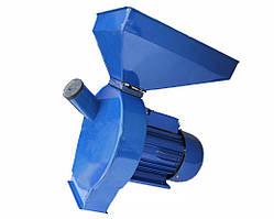 Измельчитель кормов для зерновыx и кукурузы Бобер 3; 2400 Вт. 3000 об / мин. продук-во 180-240 кг / ч - VIROK