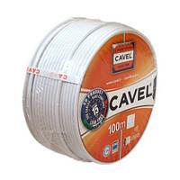 Коаксиальный кабель для спутниковой антенны CAVEL SAT50M 75 Ом