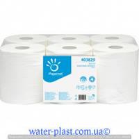 Бумажные полотенца рулонные без перфорации для автоматического диспенсера imb-403829