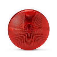 Оповещатель светозвуковой 12В сирена Электрон ОСЗ-7 для сигнализации