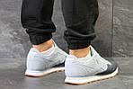 Мужские кроссовки Reebok (светло-серые), фото 2