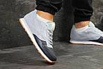 Мужские кроссовки Reebok (светло-серые), фото 4