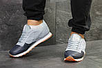 Мужские кроссовки Reebok (светло-серые), фото 3