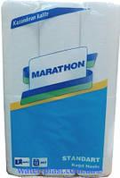 Бумажные полотенца рулонные standart marathon