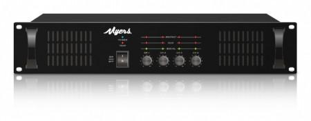 4-канальный усилитель мощности  Myers M-4S120