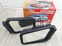 Зеркало боковое ПРАВОЕ ВАЗ 2101-2107 с универсальным креплением (1 шт.), фото 1