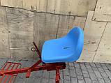 Адаптер к мотоблоку длинный универсальная ступица с колесами 4,00-8 мотоблок, фото 3