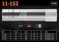 """Головка свечная 3/8"""", 14 x 90мм.,  NEO 11-152"""