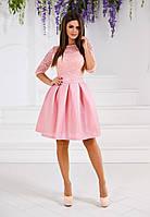 Женское платье беби долл с объемной юбкой, фото 1