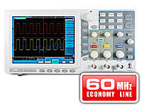 Цифровой запоминающий осциллограф PROMAX OD-606: 60 МГц (экономический ценовой диапазон)
