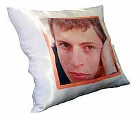Подушка атласная