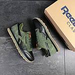 Мужские кроссовки Reebok (зеленые), фото 6