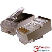 Коннекторы Atcom RJ45 cat.5e FTP 8p8c (10698)