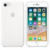 Чехол силиконовый Apple Silicone Case (белый 09) для iPhone