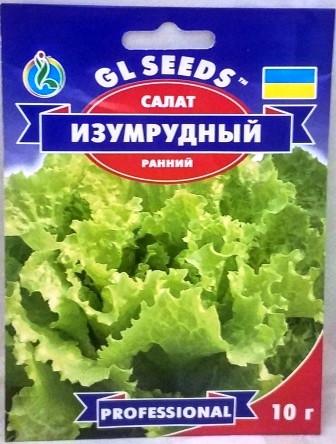 Салат Смарагдовий 10г (GL seeds)
