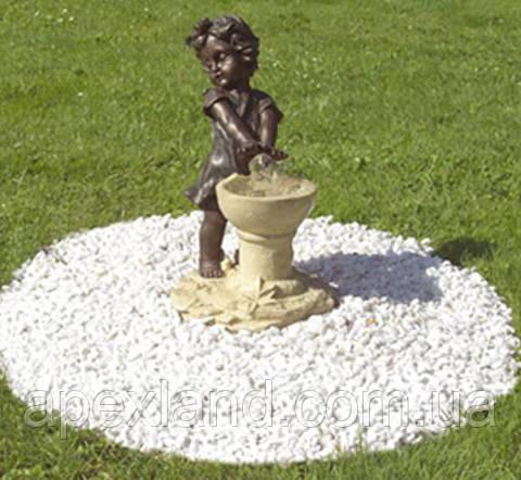 фонтан для сада с вкапываемым резервуаром