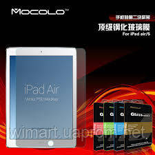 Защитное стекло Mocolo Premium Tempered Glass iPad Air2/ Air