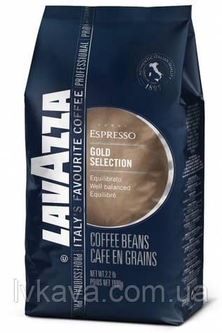 Кофе в зернах  Lavazza Gold Selection Espresso ,  1 кг, фото 2
