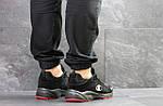 Мужские кроссовки Champion (черно-красные), фото 2