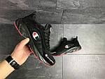 Мужские кроссовки Champion (черно-красные), фото 6