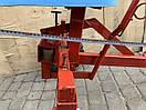 Адаптер до мотоблоку довгий (універсальна маточина)з колесами 4,00-8 (мотоблок) Булат, фото 4