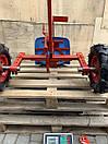 Адаптер до мотоблоку довгий (універсальна маточина)з колесами 4,00-8 (мотоблок) Булат, фото 8