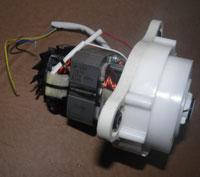 Мотор кухонного комбайна Philips UP-25R-0002 Philips HR7620/70, HR7621/70, HR7625/70 420306550540
