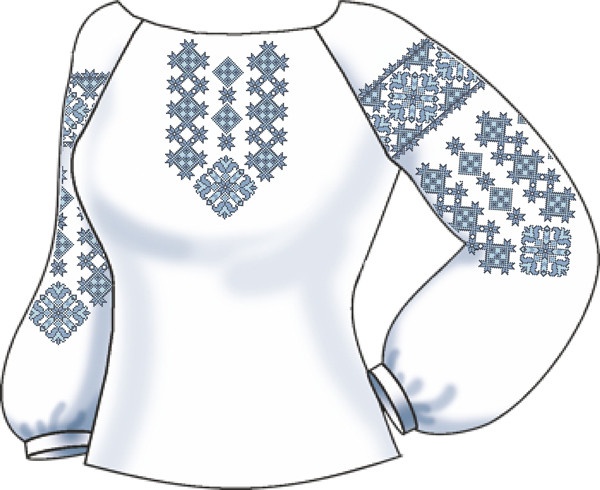 Схемы для вышивки бисером Княгиня Ольга - купить Заготовки для вишивки  жіночого одягу c64b5a3402c26